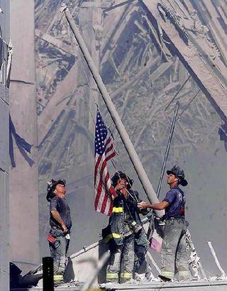 Firemen-flag-9-11-2001-b1