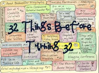 32 Things