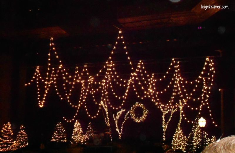Dave Barnes Christmas show
