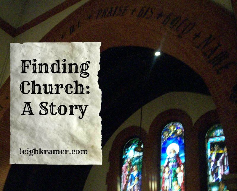 Finding Church