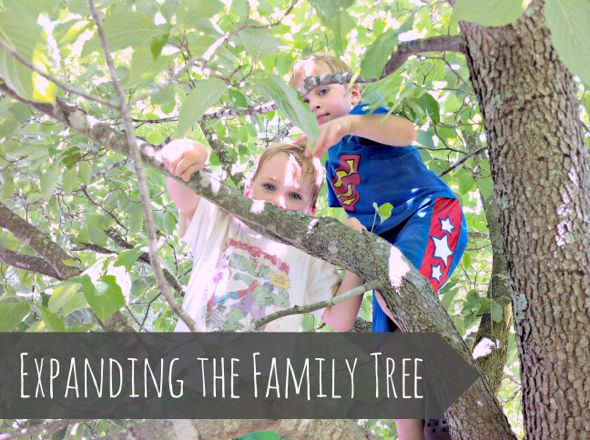 Expanding the Family Tree