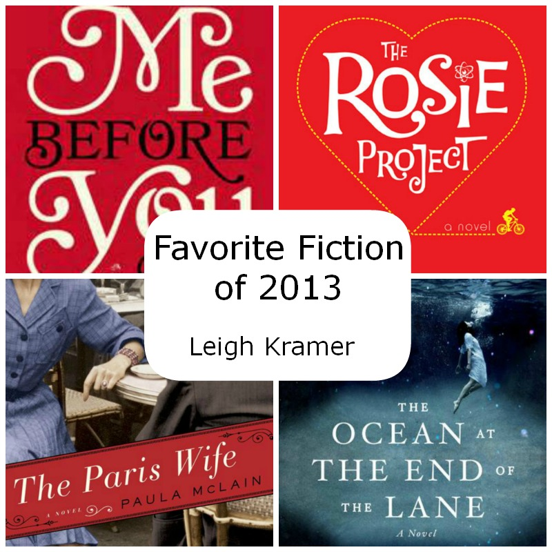 Favorite Fiction of 2013 via Leigh Kramer