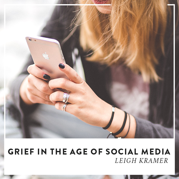 Grief in the age of social media