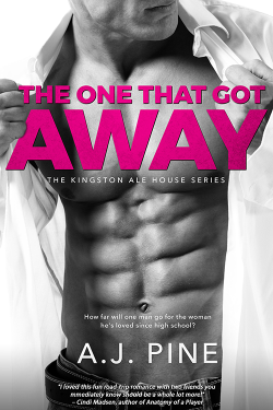 The One That Got Away #1 Cover