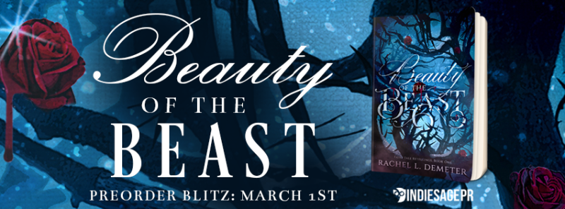 Beauty of the Beast PREORDER Blitz Banner