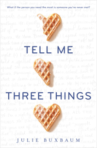 Tell Me Three Things