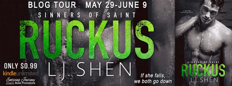 Ruckus Tour Banner