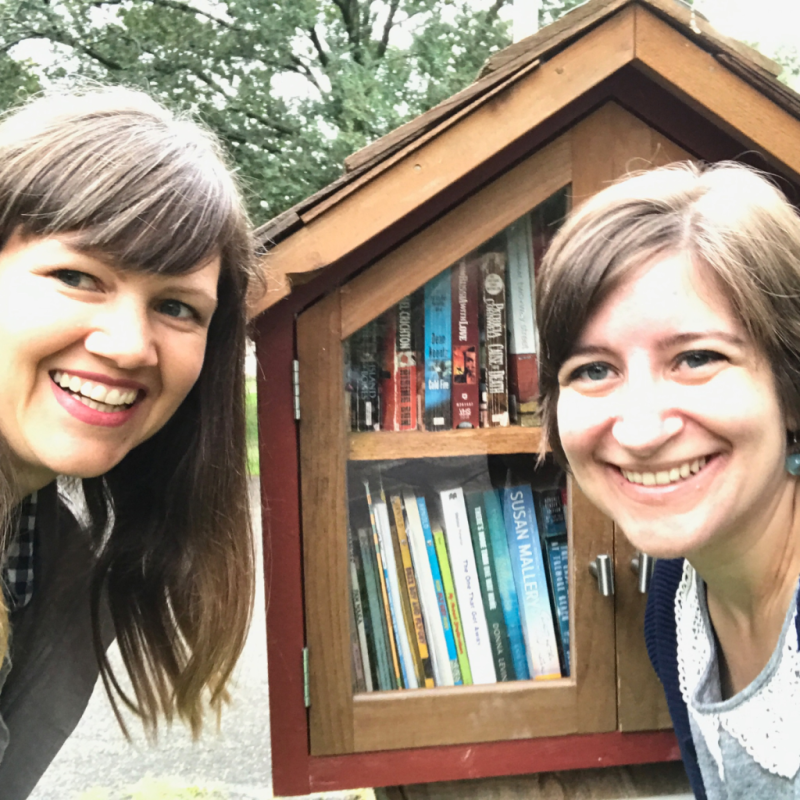 Little Free Libraries and the Bookish Sisters Of Mercy