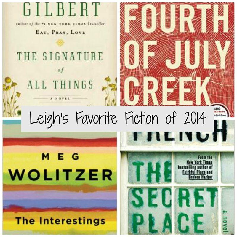 Leigh Kramer's Favorite Fiction of 2014