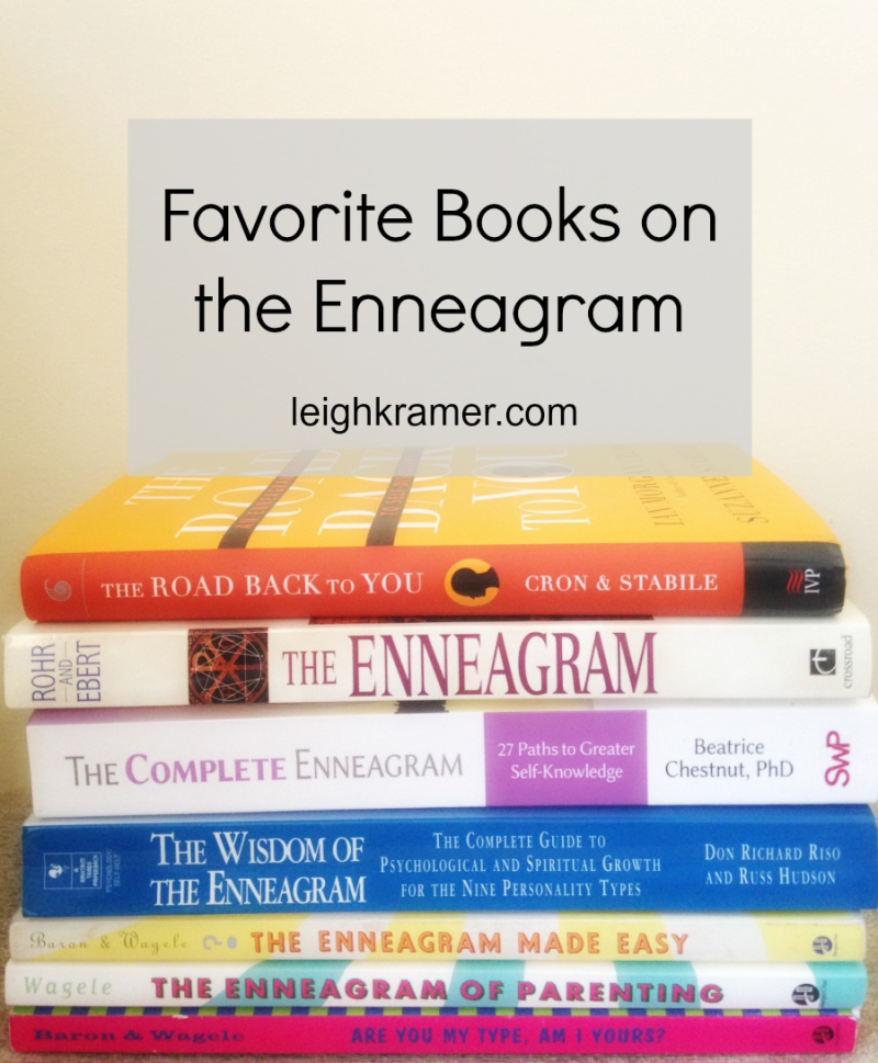 Favorite Books on the Enneagram  LeighKramer.com