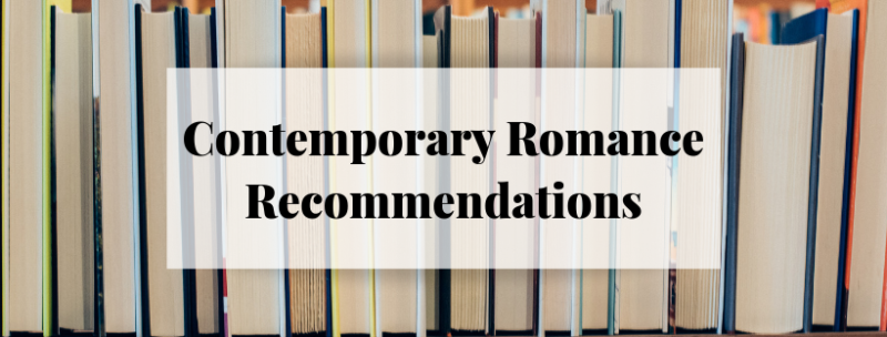 Contemporary Romance Recs
