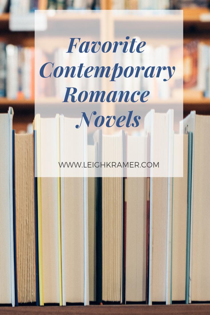 Favorite Contemporary Romance Novels