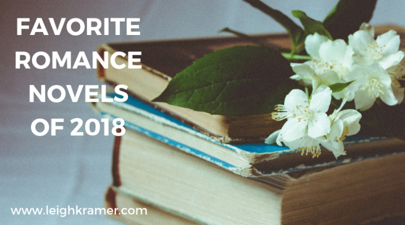 Favorite Romance Novels of 2018