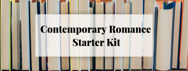 Contemporary Romance Starter Kit