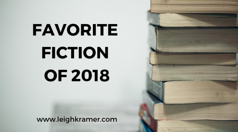 Favorite Fiction of 2018