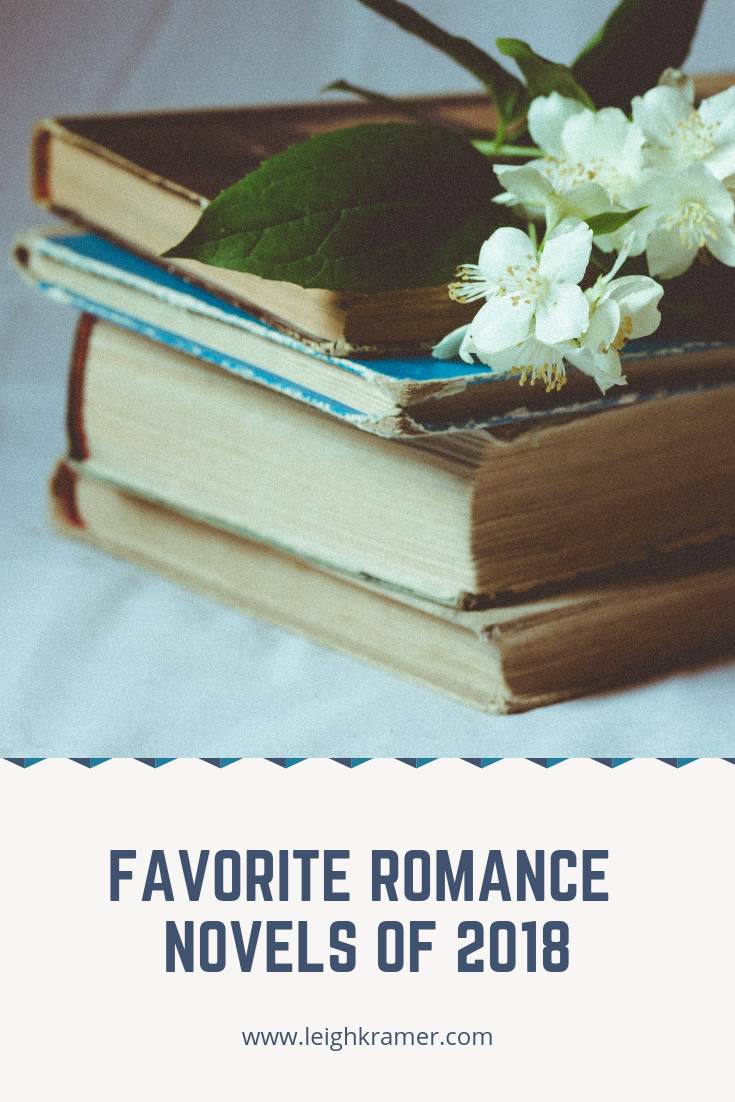 Favorite Romance Novels Of 2018 (1)