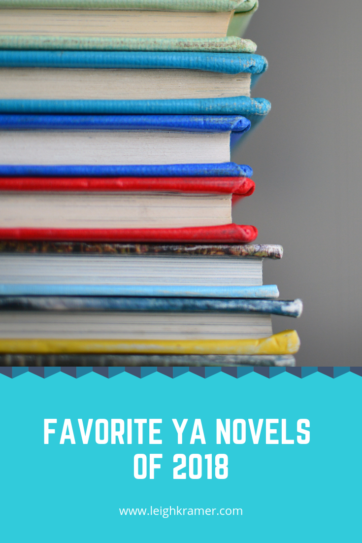 Favorite YA Novels of 2018