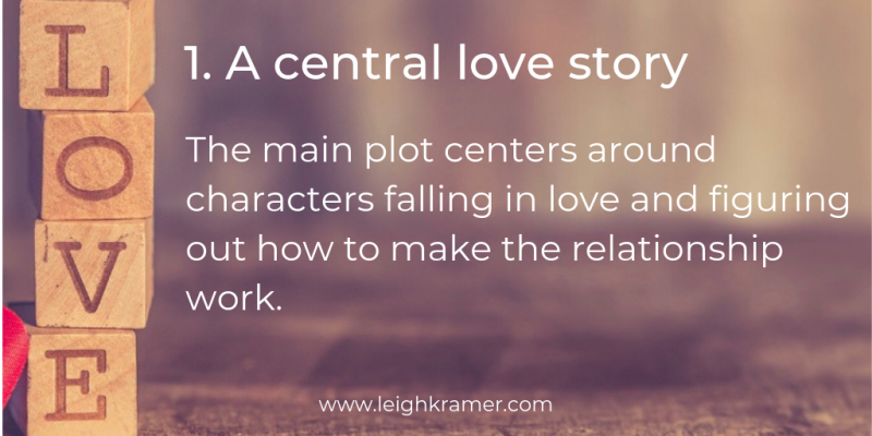 Central love story