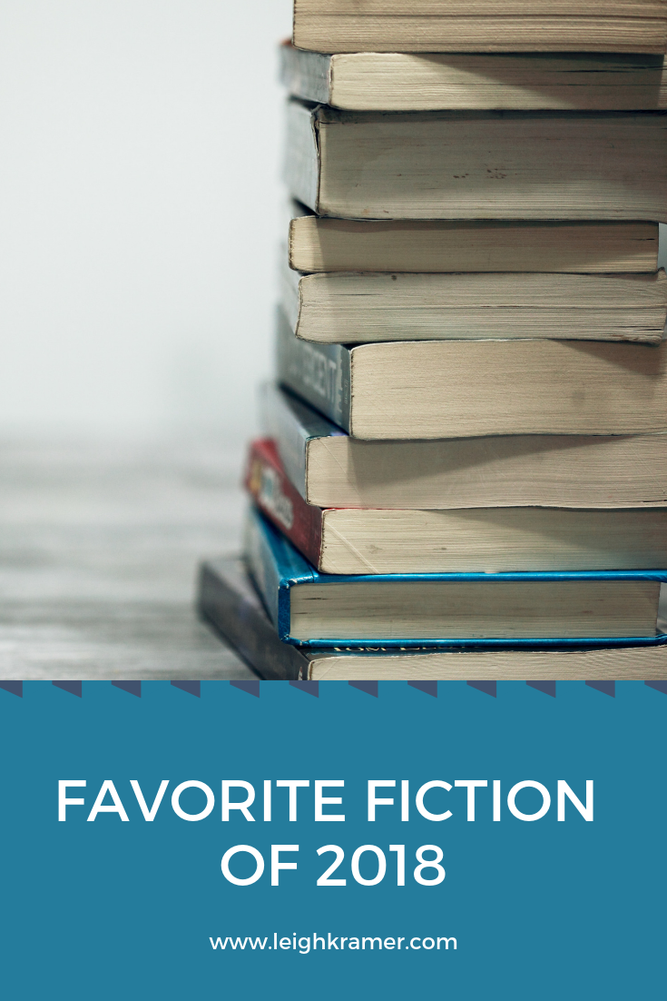 Favorite Fiction of 2018 (1)