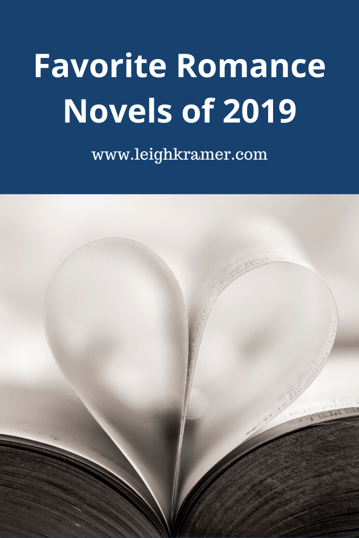 Favorite Romance Novels of 2019