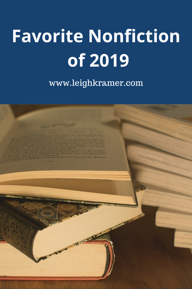 Favorite Nonfiction of 2019