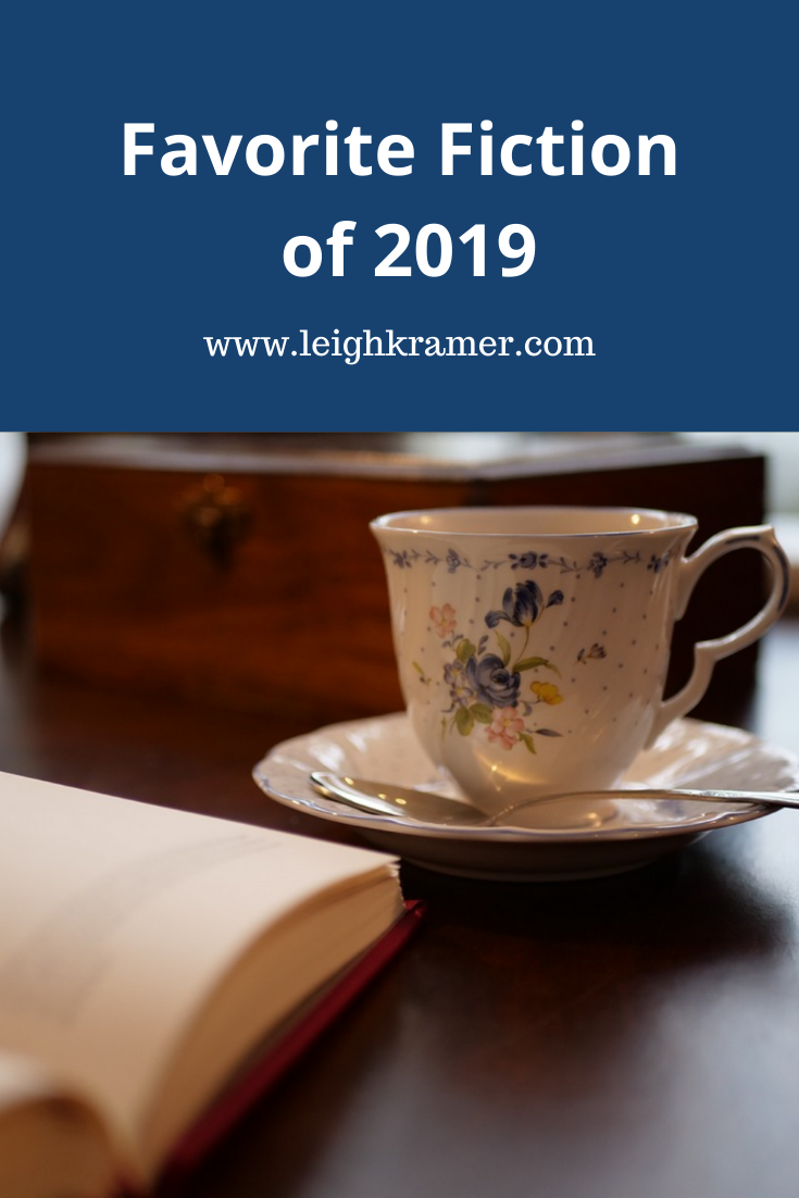 Favorite Fiction of 2019