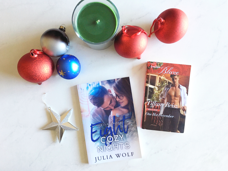 Favorite Christmas and Hanukkah Romance Novels {plus my winter holiday romance TBR}