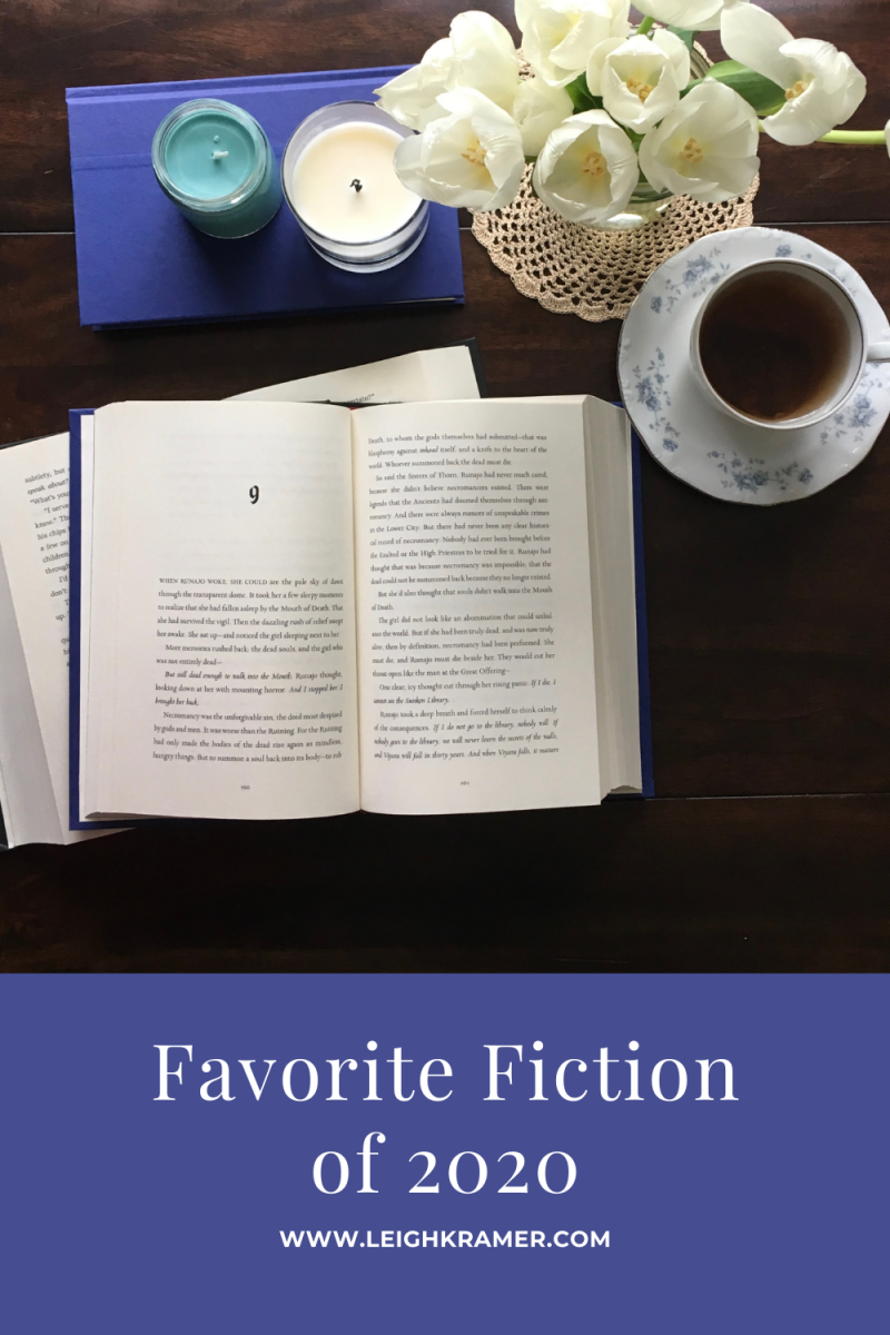 Favorite Fiction of 2020 _ Leigh Kramer
