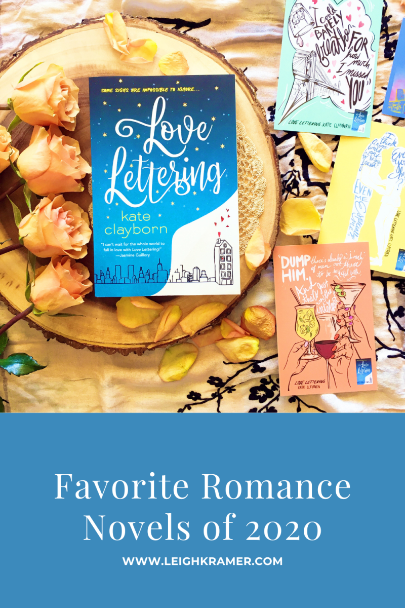Favorite Romance Novels of 2020 _ Leigh Kramer (1)