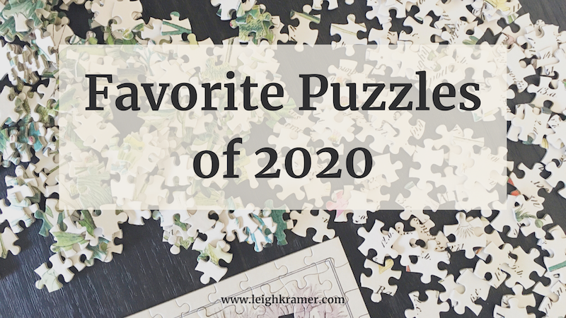 Favorite Puzzles of 2020
